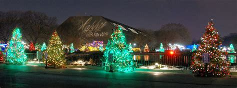 brookfield zoo lights 2017 where to find the best christmas decorations in chicago