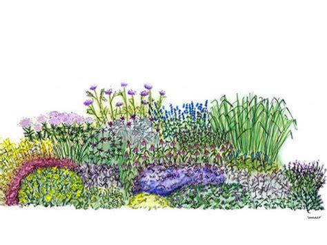 Englischer Garten Plan by Herb Garden Design Plan Hgtv