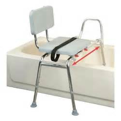 Bathtub Transfer Bench Swivel Seat by Enjoy Showers And Baths Again With The Proper Shower Chair
