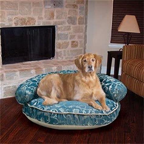 amazon com kirkland signature 42 quot bolster pet bed pet