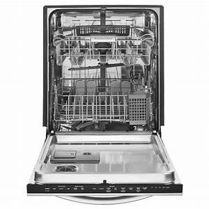 Kitchenaid Dishwashers Kdtm354dss  Top Controls  From