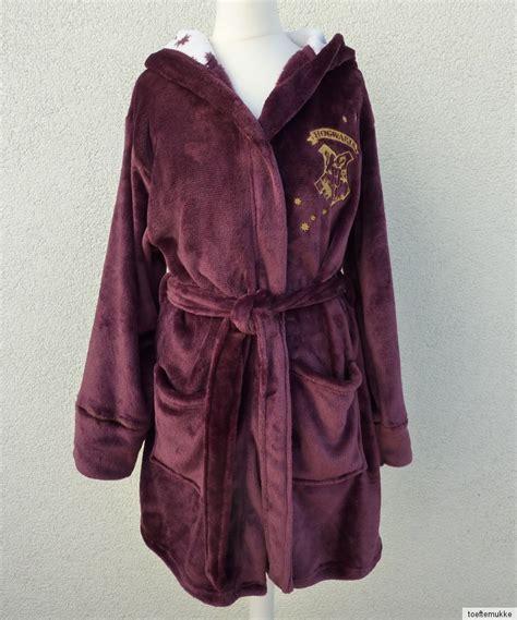 Nouveau Harry Potter Poudlard Polaire Robe De Chambre
