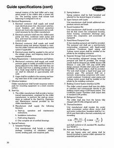 Guide Specifications  Cont
