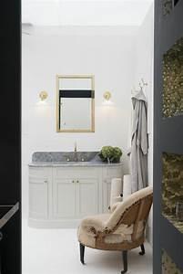 Lavabo D Angle Salle De Bain : le meuble sous lavabo 60 id es cr atives ~ Nature-et-papiers.com Idées de Décoration