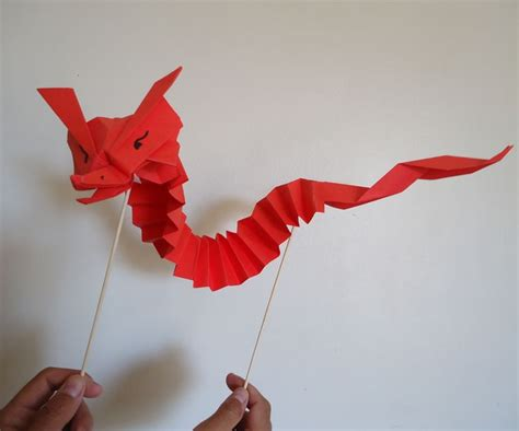 How To Make A Paper Dragon Boat by 25 Best Ideas About Origami Dragon On Pinterest Origami