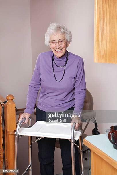 80 90 walker living stair assisted lift years getty istock included exclusive gettyimages