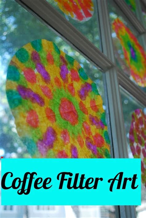 images  coffee filter crafts  pinterest