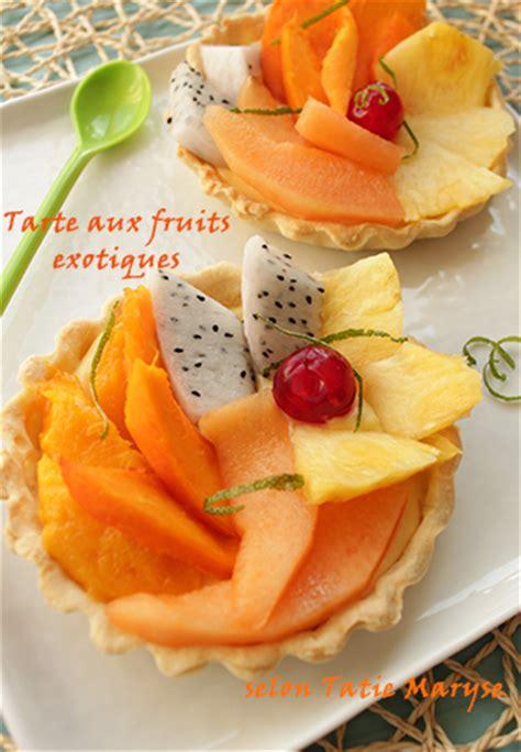 la tarte aux fruits qui reveille les papilles
