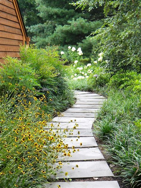Backyard Path pictures of garden pathways and walkways diy