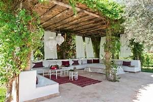 Maison Au Maroc : une maison conviviale et fleurie au maroc ~ Dallasstarsshop.com Idées de Décoration