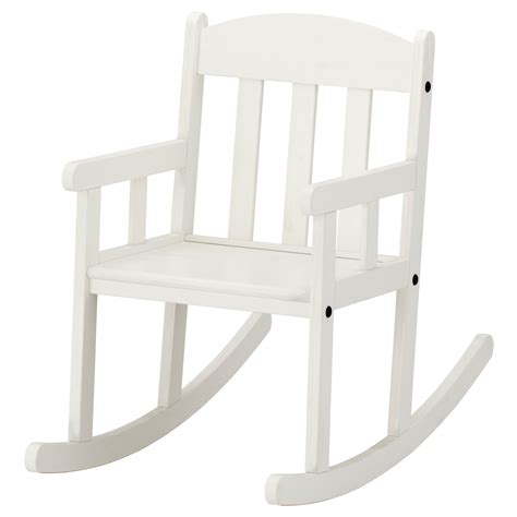 chaise bascule ikea sundvik rocking chair white ikea