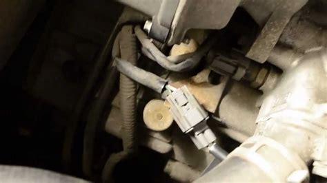 Replacing The Primary Sensor Honda Civic