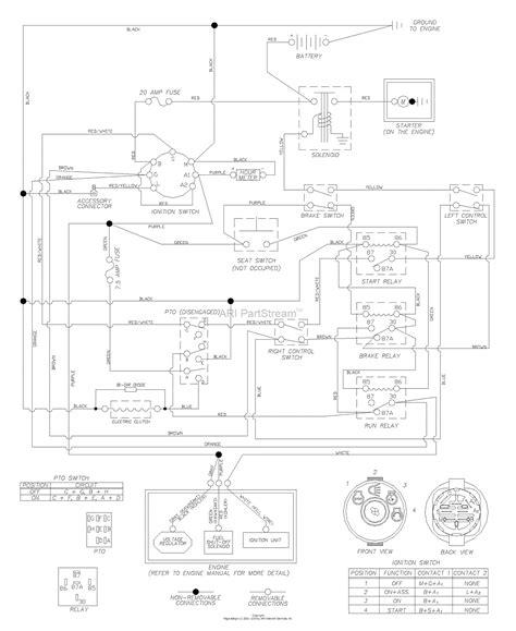 Husqvarna Parts Diagram For Wiring Schematic