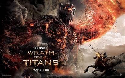 Titans Wrath Wallpapers Kronos Filmofilia Hades