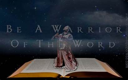 Christian Word Backgrounds Warrior Christ Sisters Bible