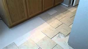 The Bathroom  Tile Layout