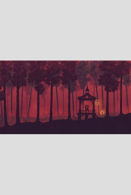 Romantic forest - 4K 16:9 Wallpaper by MtRakowski on DeviantArt