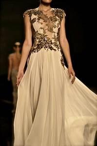 gold leaf detail wedding dress wedding gowns and fashion With wedding dresses with gold detail