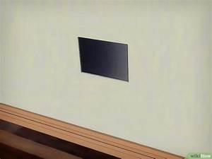 Reboucher Trou Mur Placo : image intitule fish wires through walls step with ~ Melissatoandfro.com Idées de Décoration