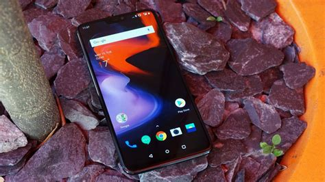 android 9 pie is now rolling out to the oneplus 6 voice of hindustan