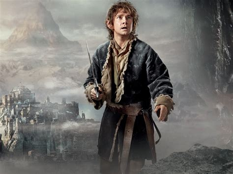 hobbit   desolation  smaug  hd wallpaper