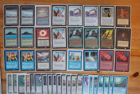 mtg white deck legacy magic the gathering school format 93 94 in toronto