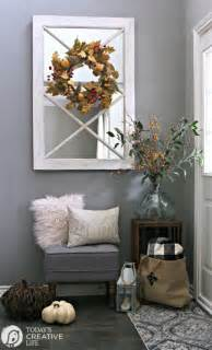 Small Entryway Decorating Ideas  Today's Creative Life. Makeup Ideas Sephora. Small Bathroom Ideas Traditional. Playroom Layout Ideas. Basement Tile Ideas. Kitchen Country Design Ideas. Porch Ceiling Lighting Ideas. Curtain Headboard Ideas. Backsplash Ideas For Farmhouse Kitchen