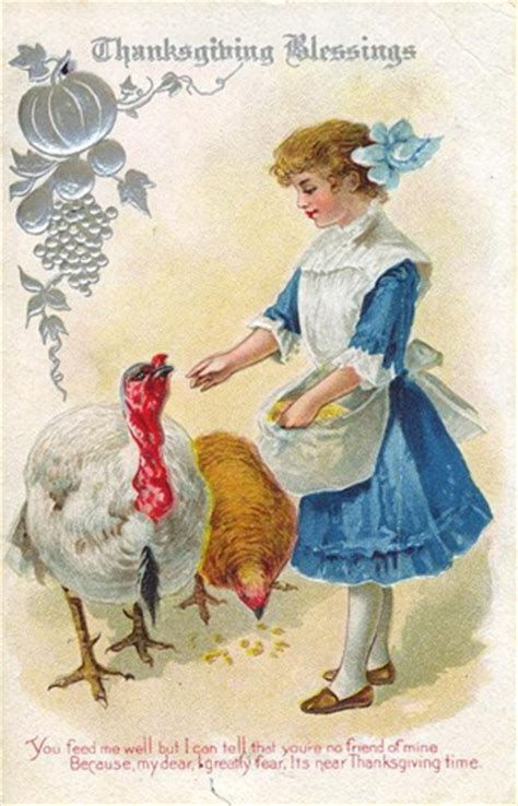 vintage thanksgiving greeting cards vintage holiday