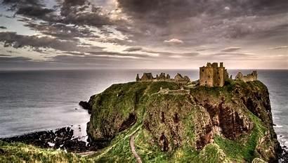 Dunnottar Castle Scotland Wallpapers Castello Scozia Scottish