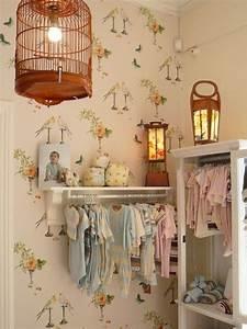 Tapeten Für Babyzimmer : 80 atemberaubende modelle ausgefallene tapeten ~ Markanthonyermac.com Haus und Dekorationen
