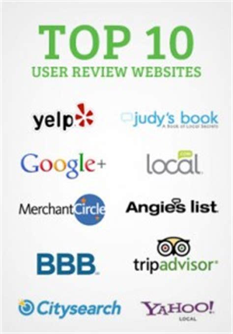 Top 10 User Review Websites