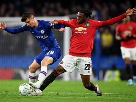 Chelsea vs Manchester United predicted line-ups: Team news ...