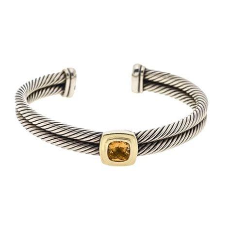 10602 David Yurman Promo Code by David Yurman Citrine Row Cable Bracelet