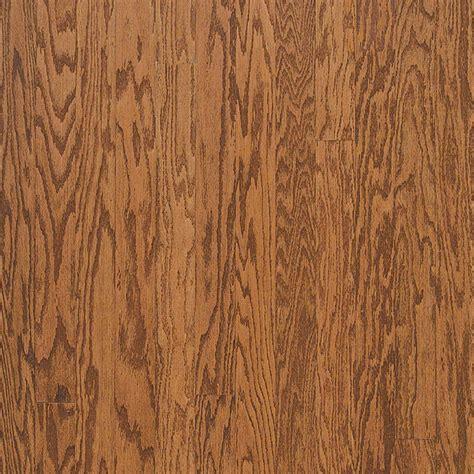 gunstock hardwood flooring bruce town hall oak gunstock 3 8 in thick x 3 in wide x random length engineered hardwood