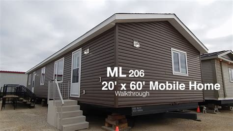 mainline series mobile home  sale    ft