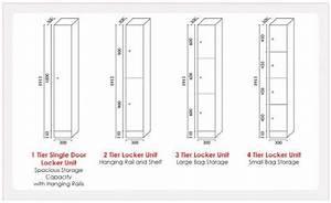 Locker Sizes