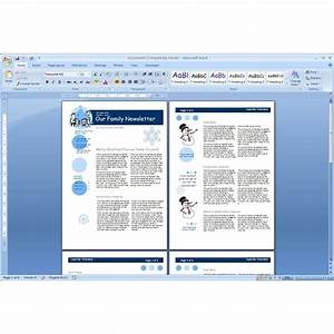 download the top free microsoft word templates newsletters With newsletter free templates on microsoft word