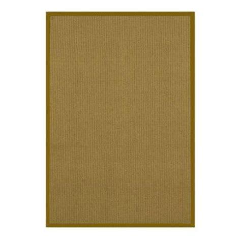 home depot sisal rug lanart sisal gold 4 ft x 6 ft area rug sisal4x6gd the