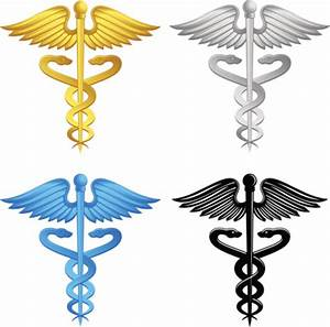 Caduceus Clip Art, Vector Images & Illustrations - iStock