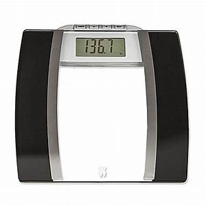 weight watchersr by conairtm glass body analysis bathroom With bathroom scales at bed bath and beyond