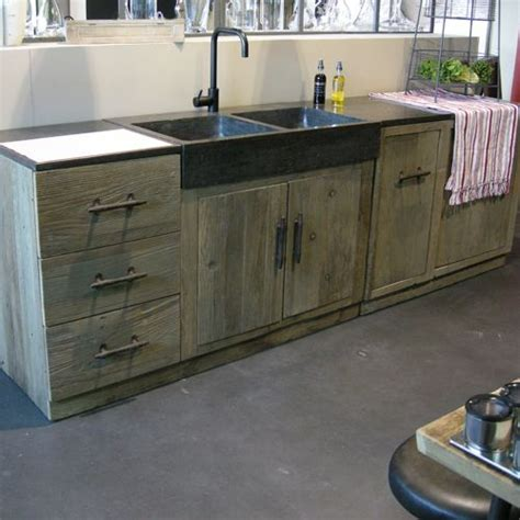 meuble cuisine persienne cuisine où trouver des meubles indépendants en bois brut