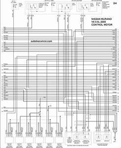 Diagrama Electrico De Nissan Frontier 2005