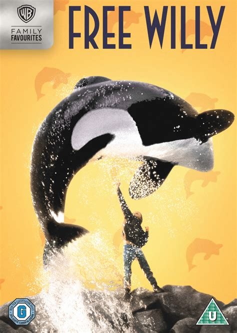 Free Willy | DVD | Free shipping over £20 | HMV Store