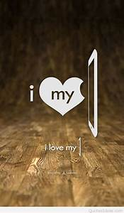 Mobile phone love wallpapers and quotes hd images