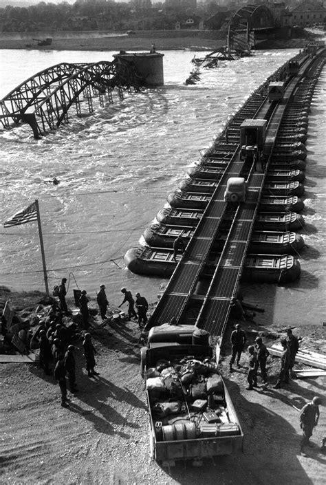 world war ii pontoon bridge wallpapers hd desktop