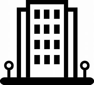 Building Icon Svg Png Icon Free Download (#384132 ...