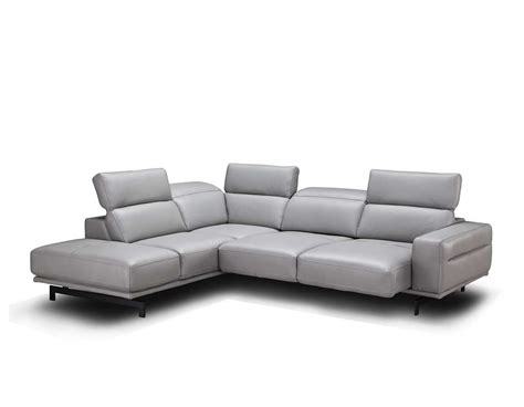 Light Gray Sectional Sofa by Light Gray Sectional Sofa Nj 981 Leather Sectionals