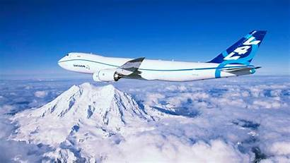 Boeing 747 Wallpapers Mountain Ice 8i Background