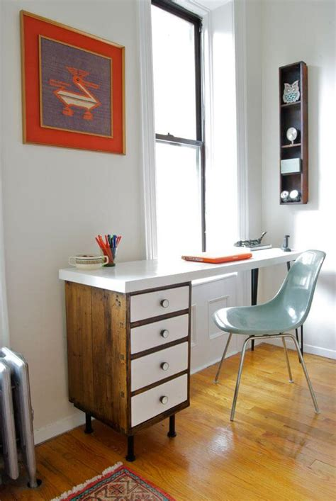 mid century modern computer desk 23 diy computer desk ideas that make more spirit work