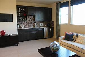 Wet Bar 05 - Burrows Cabinets - central Texas builder